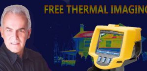 Barrie Home Inspector - Free Thermal Imaging