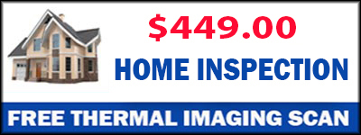 Washago Home Inspector - Free-Thermal-Imaging